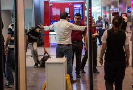 Zboruri Bucuresti - Istanbul si retur, anulate pe Aeroportul Henri Coanda