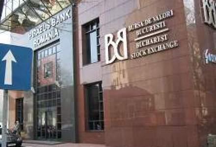 Banca Transilvania revine pe BVB dupa ce si-a majorat capitalul cu 120 mil. lei