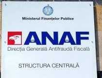 Antifrauda ANAF a facut in...