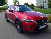 Mazda CX-3, un crossover cu...
