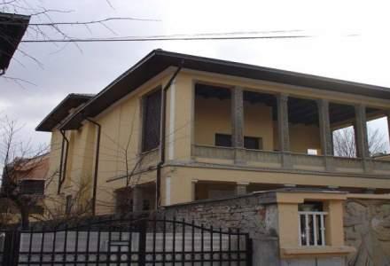 ANAF a vandut vila Corinei Voiculescu, cu aproximativ un milion de euro,pentru recuperarea unei parti din prejudiciul apartinand dosarului ICA