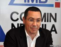 Victor Ponta ramane cu...