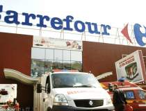 Carrefour: Vanzarile au...