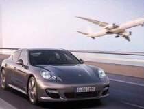 Porsche dezvaluie Panamera...