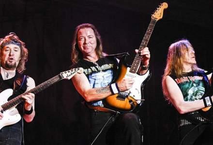 Concertul Iron Maiden de la festivalul Wacken va putea fi vazut prin live stream, pe canalul ARTE