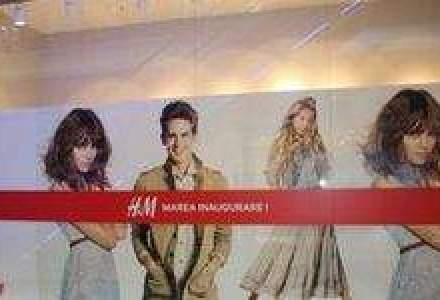 Baneasa promoveaza pe Facebook deschiderea magazinul H&M