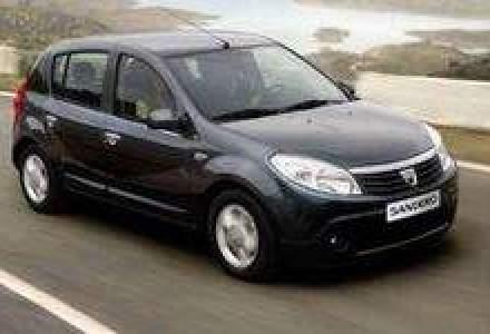 Dacia vinde in Italia doua modele Sandero exclusiv pe Facebook