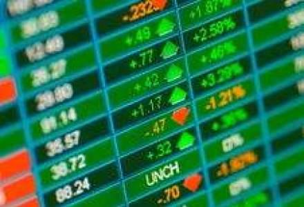 Broker: Investitorii incep sa isi balanseze portofoliile