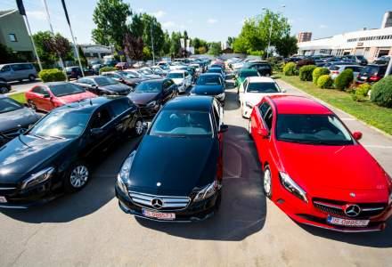 Autonom a comandat peste 50 de autoturisme Mercedes-Benz