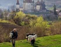 Satul din Romania considerat...