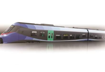 Alstom a semnat in 2016 contracte de vanzare de trenuri de peste 2 miliarde de euro