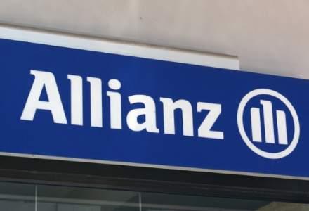 Allianz a inregistrat un profit net in scadere cu 46% in T2
