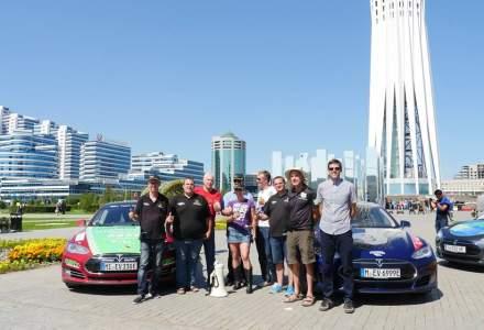 Cursa cu masini electrice in jurul lumii, 80edays, ajunge la Bucuresti pe 15 august