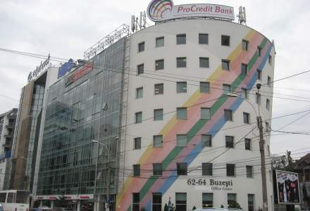 Adval Asset Management obtine o refinantare de 6 mil. euro pentru proiectul de birouri Cascade Offices din Capitala