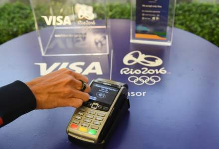Inovatiile VISA folosite la Jocurile Olimpice de la Rio 2016: cum platesc atletii cumparaturile