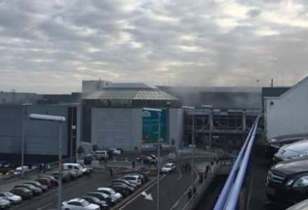 Alerta cu bomba la aeroportul Zaventem din Bruxelles. Planul de catastrofa medicala a fost ridicat
