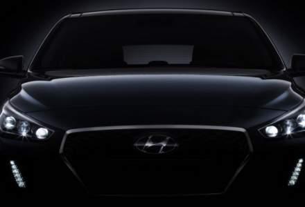 Hyundai i30, primele imagini cu noua generatie