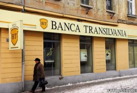 Rezultate Banca Transilvania: profit net de aproape doua ori mai mare si crestere puternica a veniturilor din dobanzi