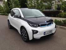 BMW i3, un model electric...