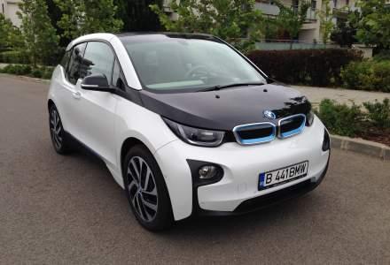 BMW i3, un model electric premium din fibra de carbon - test drive