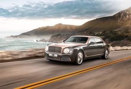 Bentley aduce la Pebble Beach trei modele noi