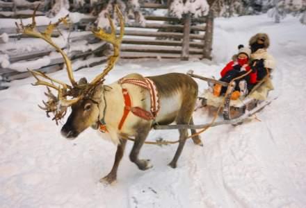 Romanii sunt dispusi sa dea peste 1.300 de euro pentru un Craciun in Laponia; agentiile de turism au dat deja startul pentru ofertele de vacante de iarna