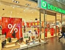 Deichmann deschide un magazin...