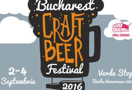 (P) Les Elephants Bizarres, Grimus, Niste Baieti, Pinholes si Jurjak, la Bucharest Craft Beer Festival