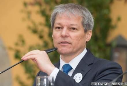 Premierul Dacian Ciolos va merge joi in prima sa vizita oficiala in Republica Moldova