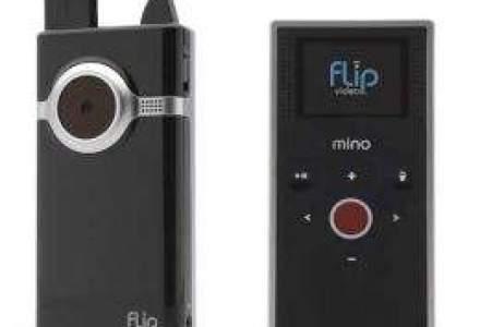Cisco renunta la popularele camere Flip. Afla motivele