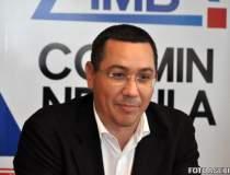 Victor Ponta a cerut...
