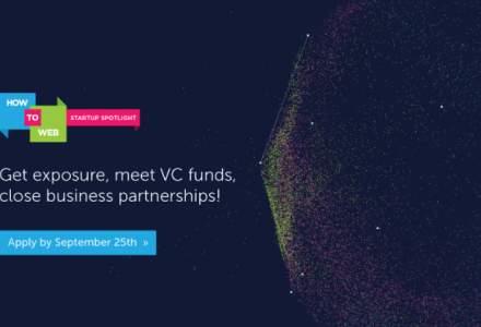 (P) Au inceput inscrierile la How to Web Startup Spotlight, programul de dezvoltare a afacerilor in tehnologie