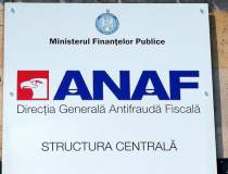ANAF anunta primele rezultate...