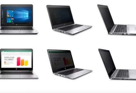 Noile ecrane HP opresc oamenii din a vedea ce faci pe laptop-uri