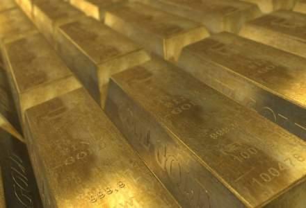 BCR a vandut trei tone de aur in ultimii opt ani