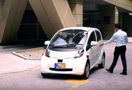 Masinile autonome sunt deja pe strazi. O companie din Singapore testeaza primele taxiuri fara sofer