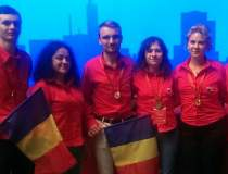 Romania obtine 4 medalii la...