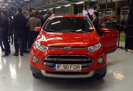 Ford va trebui sa investeasca 130 mil. euro la Craiova pentru a putea prelungi pana in 2025 termenul pentru productia asumata