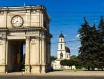 Violente la Chisinau, cu...