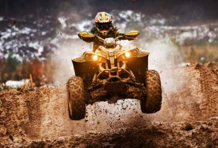 Ministerul Apararii cumpara ATV-uri si snowmobile de 2,3 MIL. lei