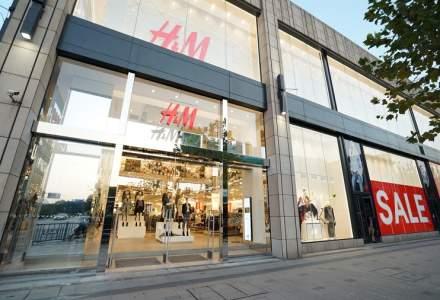 H&M deschide un nou magazin in Bucuresti si ajunge la o retea nationala de 47 de unitati
