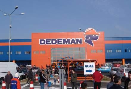 Dedeman ajunge la 44 de magazine de bricolaj, dupa deschiderea unui spatiu comercial in Oradea
