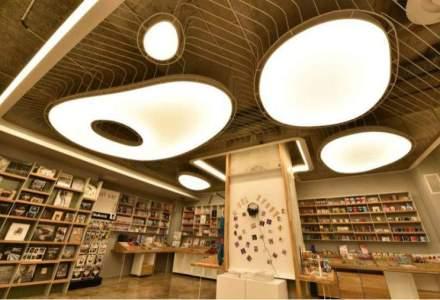 Carturesti deschide a opta librarie din Bucuresti, in ParkLake