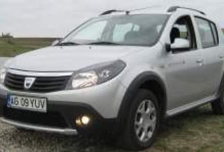Dacia ocupa locul 17 in UE dupa numarul inmatricularilor noi din T1