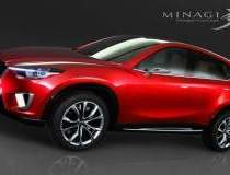 SUV-ul compact Mazda CX-5 va...