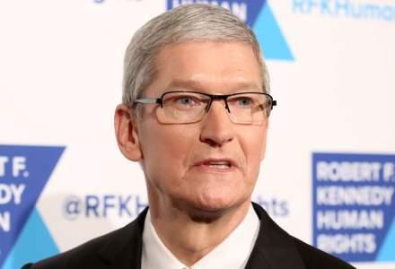 """Tim Cook, CEO Apple: Decizia UE privind taxele Apple este """"o porcarie politica totala"""""""