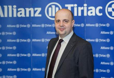 Allianz-Tiriac Asigurari are un nou CEO: Virgil Soncutean il inlocuieste pe Remi Vrignaud