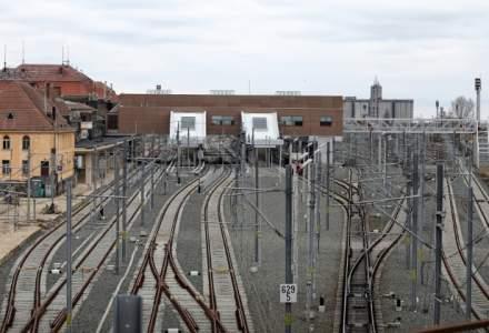 Trenurile vor putea merge mai repede la Arad, dupa modernizari facute de Alstom