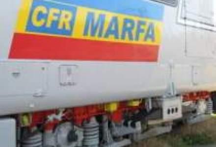 CFR Marfa a inregistrat venituri operationale in scadere in primele sase luni
