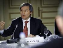 Dacian Ciolos merge in...
